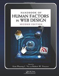 Handbook of Human Factors in Web Design, 2/e (Hardcover)-cover