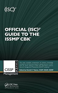 Official (ISC)2 Guide to the ISSMP CBK (Hardcover)-cover