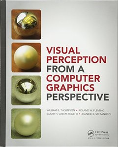 Visual Perception from a Computer Graphics Perspective (Hardcover)-cover