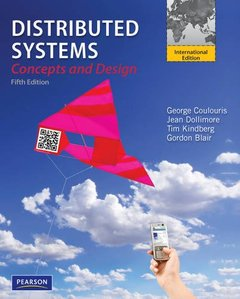 Distributed Systems: Concepts and Design, 5/e (IE-Paperback)-cover