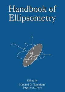 Handbook of Ellipsometry (Hardcover)-cover