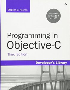 Programming in Objective-C, 3/e (Paperback)-cover