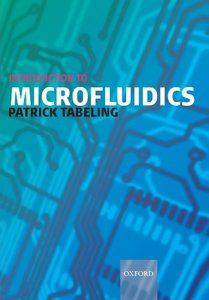 Introduction to Microfluidics (Paperback)-cover