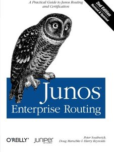 Junos Enterprise Routing : A Practical Guide to Junos Routing and Certification, 2/e (Paperback)-cover