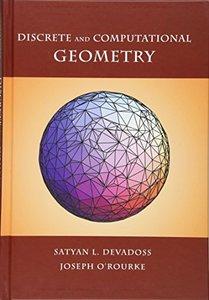 Discrete and Computational Geometry (Hardcover)-cover