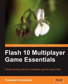 Flash 10 Multiplayer Game Essentials (Paperback)-cover