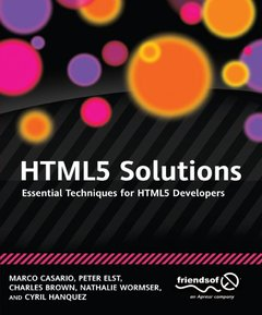 HTML5 Solutions: Essential Techniques for HTML5 Developers (Paperback)-cover