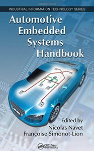 Automotive Embedded Systems Handbook (Hardcover)-cover