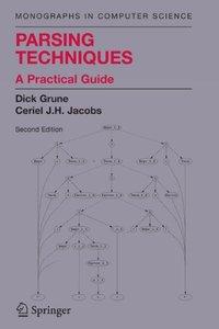 Parsing Techniques: A Practical Guide, 2/e (Paperback)-cover