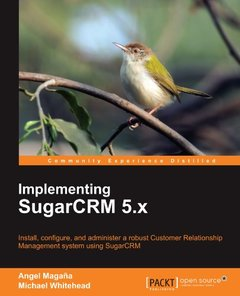 Implementing SugarCRM 5.x (Paperback)