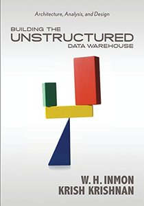 Building the Unstructured Data Warehouse (Paperback)-cover