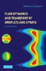 Fluid Dynamics and Transport of Droplets and Sprays, 2/e (Hardcover)-cover