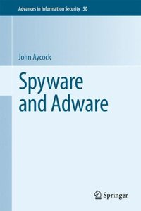 Spyware and Adware (Hardcover)