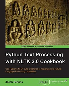 Python Text Processing with NLTK 2.0 Cookbook-cover