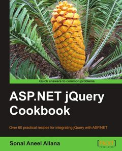 ASP.NET jQuery Cookbook-cover