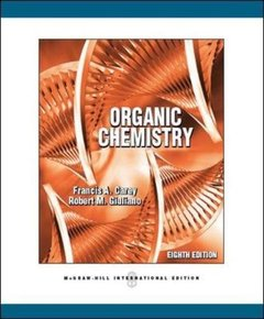 Organic Chemistry, 8/e (IE-Paperback)-cover