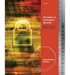 Principles of Information Security, 4/e (IE-Paperback)