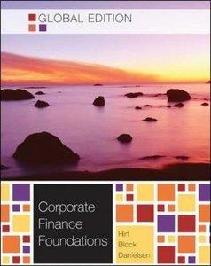 Foundations of Financial Management, 14/e (IE-Paperback)