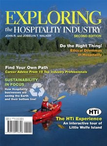 Exploring the Hospitality Industry, 2/e (Hardcover)-cover