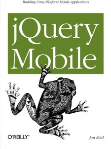 jQuery Mobile (Paperback)-cover