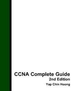 CCNA Complete Guide, 2/e : The BEST EVER CCNA Self-Study Workbook Guide (Paperback)-cover
