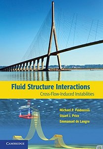 Fluid-Structure Interactions: Cross-Flow-Induced Instabilities (Hardcover)-cover