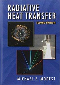 Radiative Heat Transfer, 2/e (Hardcover)-cover