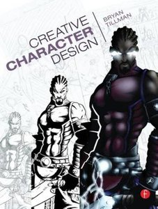 Creative Character Design (Paperback)-cover