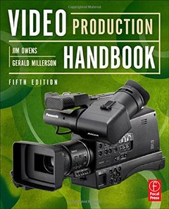 Video Production Handbook, 5/e (Paperback)-cover