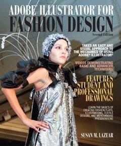 Adobe Illustrator for Fashion Design, 2/e(Paperback)-cover