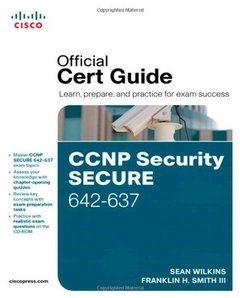CCNP Security Secure 642-637 Official Cert Guide (Hardcover)-cover