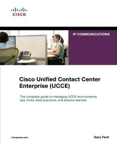 Cisco Unified Contact Center Enterprise (UCCE) (Paperback)-cover