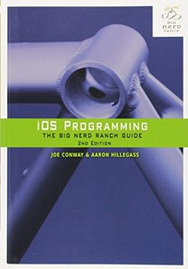 iOS Programming: The Big Nerd Ranch Guide, 2/e (Paperback)-cover