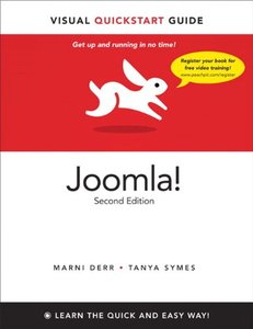 Joomla!: Visual QuickStart Guide, 2/e (Paperback)-cover