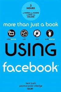 Using Facebook (Paperback)-cover
