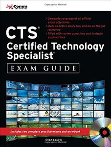 CTS Certified Technology Specialist Exam Guide (Hardcover)-cover