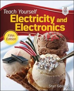 Teach Yourself Electricity and Electronics, 5/e (Paperback)-cover
