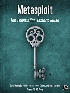 Metasploit: The Penetration Tester's Guide (Paperback)-cover