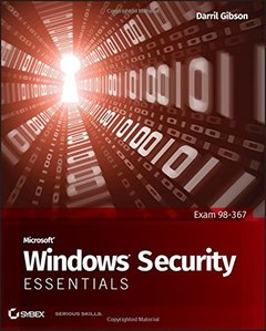 Microsoft Windows Security Essentials (Paperback)-cover