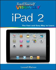 Teach Yourself VISUALLY iPad 2 (Paperback)-cover