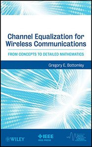 Channel Equalization for Wireless Communications: From Concepts to Detailed Mathematics (Hardcover)-cover