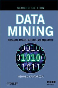 Data Mining: Concepts, Models, Methods, and Algorithms, 2/e (Hardcover)-cover