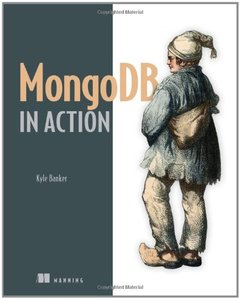 MongoDB in Action (Paperback)-cover