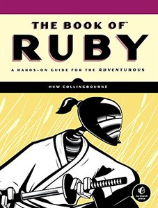 The Book of Ruby: A Hands-On Guide for the Adventurous (Paperback)-cover
