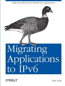 Migrating Applications to IPv6 (Paperback)-cover