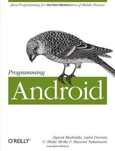 Programming Android (Paperback)-cover