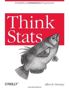 Think Stats (Paperback)-cover
