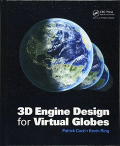 3D Engine Design for Virtual Globes (Hardcover)-cover