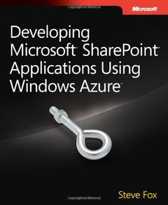 Developing Microsoft SharePoint Applications Using Windows Azure (Paperback)-cover