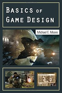 Basics of Game Design (Paperback)-cover